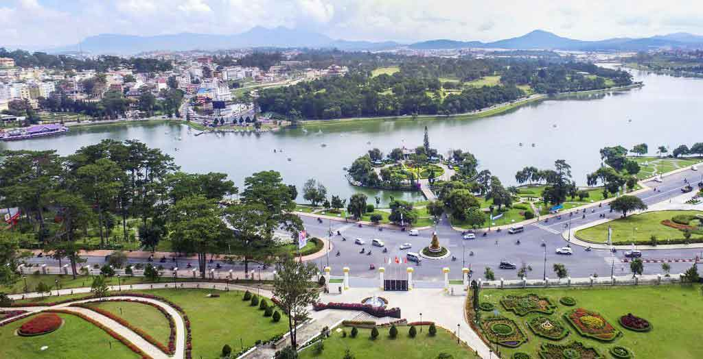 best places to visit in vietnam dalat