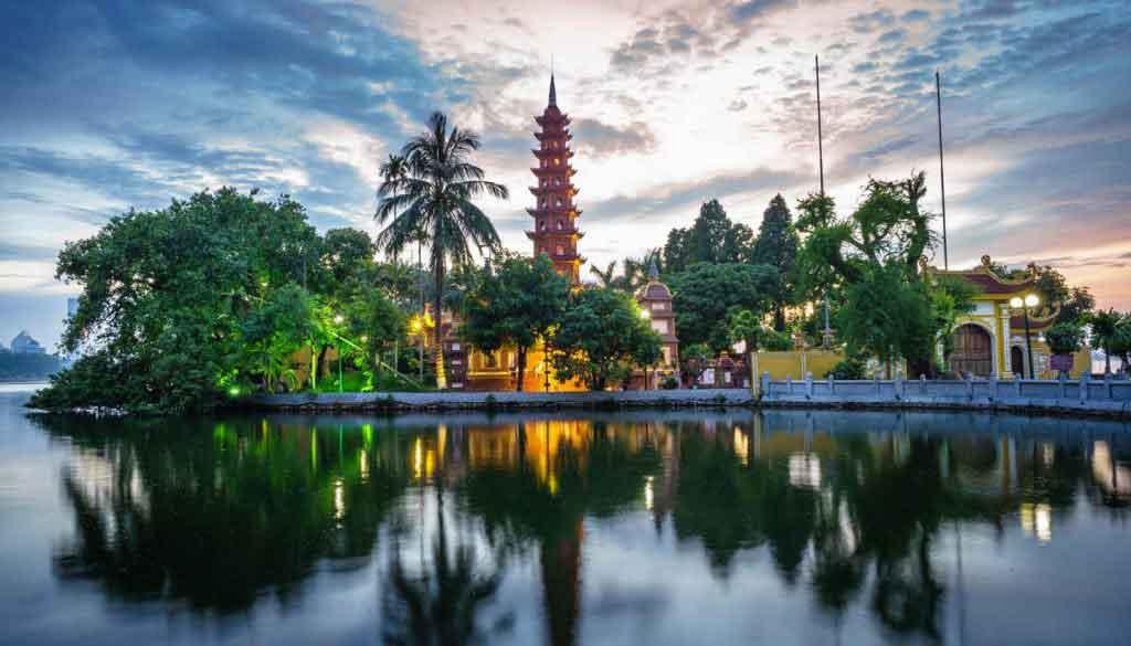 best places to visit in vietnam hanoi