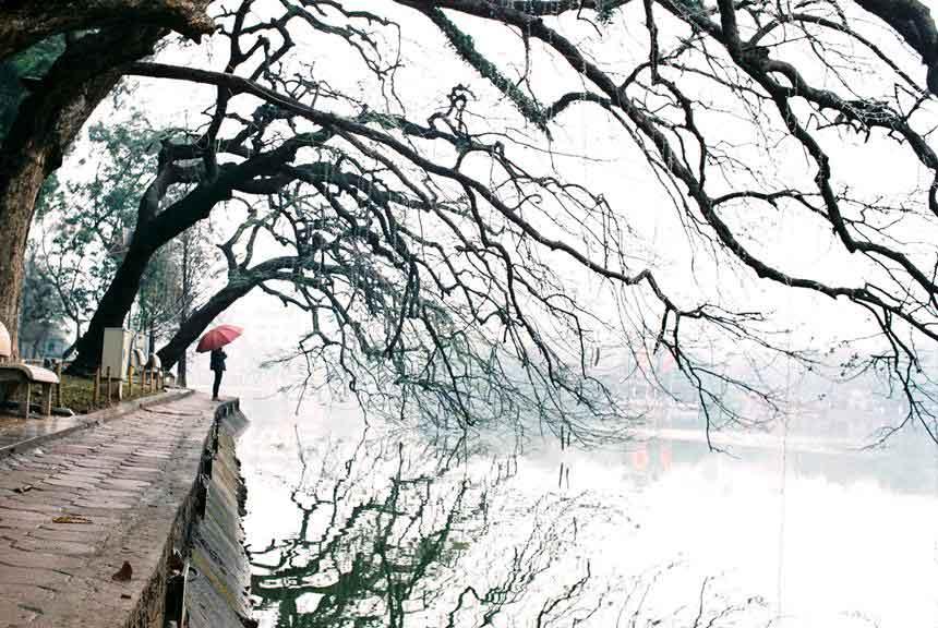 hanoi weather winter