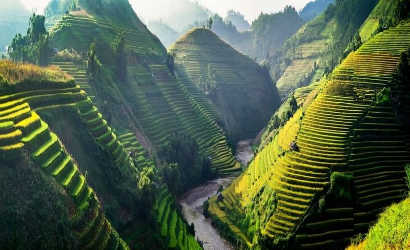 beautiful places in vietnam sapa